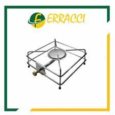 FORNELLONE A GAS CROMATO 30x30 + RUBINETTO
