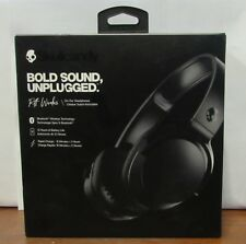 Skullcandy - Riff Wireless On-Ear Headphones - Black USED IN BOX