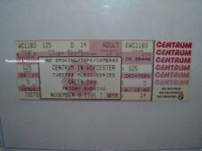 GREEN DAY Unused 1995 Concert Ticket CENTRUM WORCESTER MA Billie Joe Armstrong