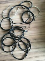 11 X classic British Leyland throttle cables..
