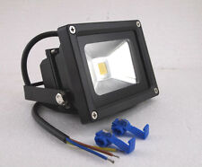 12V AC/ DC Wash Light   10W Warm  White LED Flood Light   -