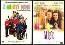 A Mighty Wind (DVD, 2003, Widescreen) & The Muse (DVD, 2000) - 2 Comedy DVDs