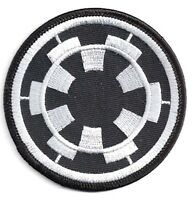 """Star Wars Imperial Forces COG Logo 3.5"""" Uniform Patch- USA MAILED (SWPA-CD-19-D)"""