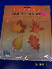 Autumn Leaves Fall Thanksgiving Holiday Party Decoration Tissue Leaf Assortment