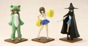 *A0952 Chara-ani The Melancholy Of Haruhi Suzumiya SOS Cosplay Collection Figure