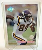 1998 Collector's Edge Supreme Season Review Randy Moss ROOKIE RC RARE! HOF
