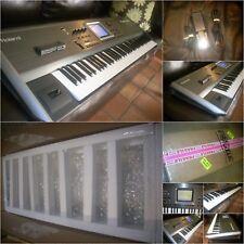 Roland FANTOM Fa76 Fa 76 Key Synthesizer+Pedal+FAST-SAFE-SHIP+12 PICS!