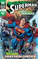 SUPERMAN #19 | DC Comics | SELECT OPTION | CVR A / B