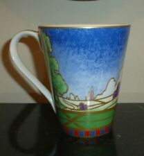 Royal Worcester The Art Deco Collection Lazy Days Coffee Mug
