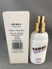 TABAC ORIGINAL 1.7 OZ Eau de Cologne Spray for Men New Tester in Box