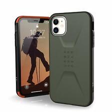 Urban Armor Gear (UAG) iPhone 11 Case Civilian Light Military Spec - Olive Drab