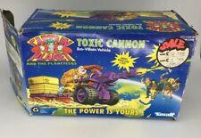 Captain Planet and the Planeteers toxiques Cannon, boxed