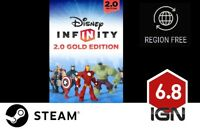 Disney Infinity 2.0 Gold Edition [PC] Steam Download Key - FAST DELIVERY