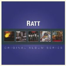 Original Album Series - Ratt (2013, CD NEUF)5 DISC SET