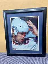 *Mark Messier NHL NY Rangers 16 x 20 Autographed Signed Photo Steiner COA