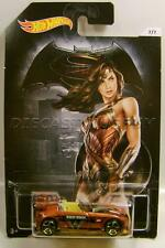 TANTRUM WONDER WOMAN BATMAN VS SUPERMAN EDITION 6/7 HOT WHEELSDIECAST 2016