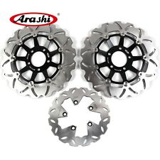 Front Rear Brake Disc Rotor For Suzuki RF900 1994-1997 GSF BANDIT 1200 1996-2005