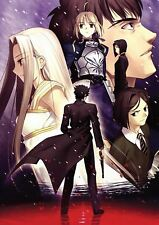 FATE ZERO NEW ART PRINT POSTER YF1310