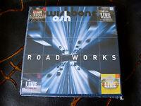 CD Box Set: Wishbone Ash :  Road Works - Live : 4 CDs Sealed