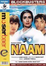 NAAM (1986) SANJAY DUTT, KUMAR GAURAV ~ BOLLYWOOD DVD