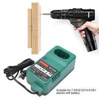 MT1008 Taladro eléctrico universal Cargador de batería 7.2 / 9.6 / 12 / 14.4 /