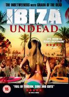 Ibiza Undead DVD (2017) Cara Theobold, Edwards (DIR) cert 15 ***NEW***