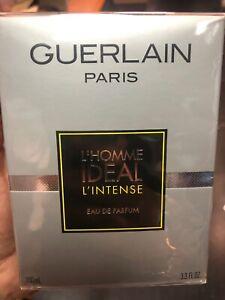 Guerlain L'homme Ideal L'intense Eau De Parfum Spray 100ml/3.4oz Mens Cologne
