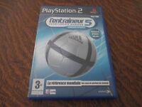 jeu playstation 2 l'entraineur 5: saison 04/05