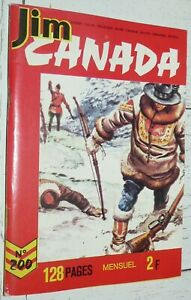 PETIT FORMAT IMPERIA JIM CANADA N°200 1975 SERGENT POLICE MONTEE TUNIQUES ROUGES