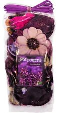 LAVENDER FRAGRANCE POTPOURRI DRIED SCENTED FLOWERS HOME DECORATION PACK 120gr
