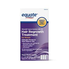 6-Month Hair Regrowth Treatment For Women Solution 2%