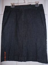 Talbots Straight, Pencil Denim Regular Skirts for Women