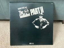 The Godfather Part Ii Original Soundtrack Lp Vinyl - 1974 Nino Rota