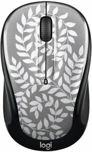 Logitech M317 Color Collection Wireless Mouse - Himalayan Fern  FREE SHIPPING