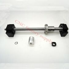 Ballscrews SFU 1605 L300mm -C7 with nuts+BK12 / BF12 End+Coupler Ballscrews set
