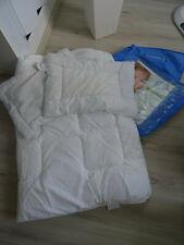 Baby Steppbett von Julius Zöllner 100 x 135 cm - Decke + 2 Kissen + 2 x Bezug