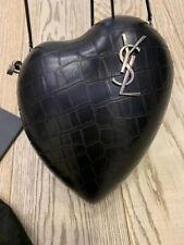 New Saint Laurent love Heart Bag