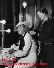 "Carole Lombard~Hair Salon~Beauty Salon~Photo~Decor~Stylist~Poster~16""x 20"""