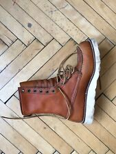 Red Wing 877 8 Inch MocToe Irish Setter US 7