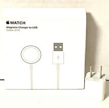 Apple Watch Charger iWatch Magnetic Charging Dock to USB OEM Adapter