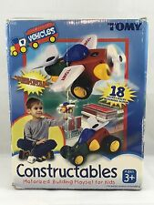 2003 TOMY CONSTRUCTABLES  Building Playset WITH BOX