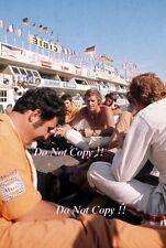 Steve McQueen Le Mans MOVIE Portrait 1971 FOTOGRAFIA 21