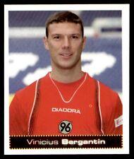Panini Bundesliga Fussball 2007-2008 Vinicius Bergantin Hannover 96 No. 260