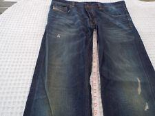 DIESEL Mens LARKEE Jeans Wash 008Y3 🌍 Size W36-38 L31 🌎 RRP £90-150+ 📮