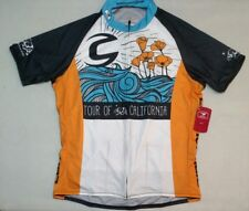 Sugoi Tour Of California Bicycle Jersey Men Size Medium