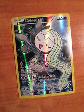 NM FULL ART Pokemon Mythical MELOETTA Card Black Star PROMO XY120 Collection Box