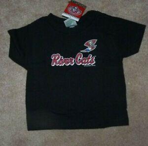 NEW MiLB Sacramento River Cats Baseball T Shirt Toddler 2T NEW NWT