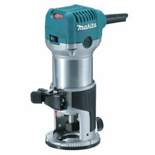 MAKITA 6.5 A 1-1/4 HP Variable Speed Fixed Base Compact Router RT0701C