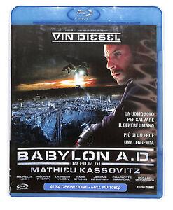 EBOND Babylon A.D BLU-RAY D579569