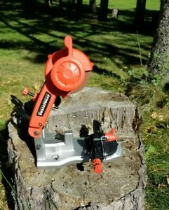 Chainsaw Chain Bench Grinder Sharpener With Stones Replaces Oregon 310-120